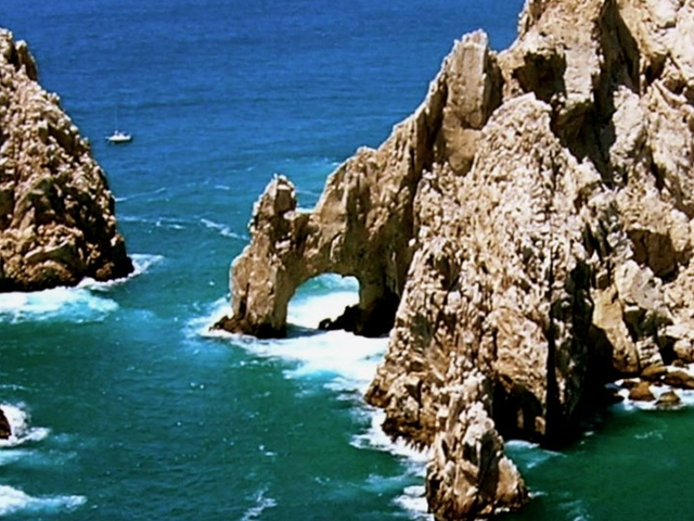 Private Coastline Tour at The Arch in Cabo San Lucas Photos