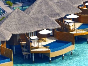 Baros Maldives - Exclusive Bonanza Fotos