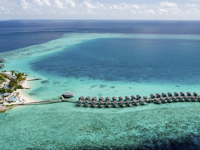 Centara Ras Fushi Maldives - Perfect Honeymoon Photos
