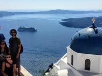 Santorini Hiking Trail