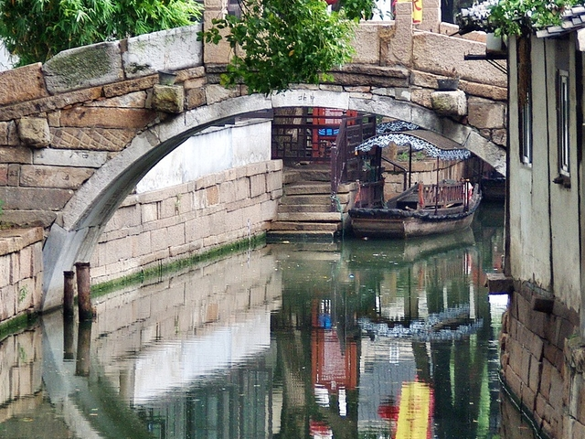 Private Day Tour to Suzhou and Zhouzhuang Photos