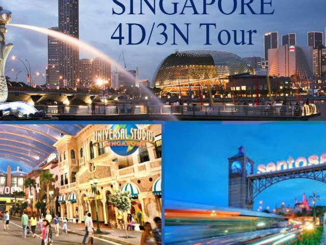 April - in Singapore Photos