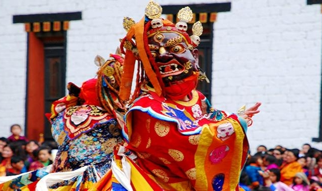 Festivals of Bhutan Tour Photos