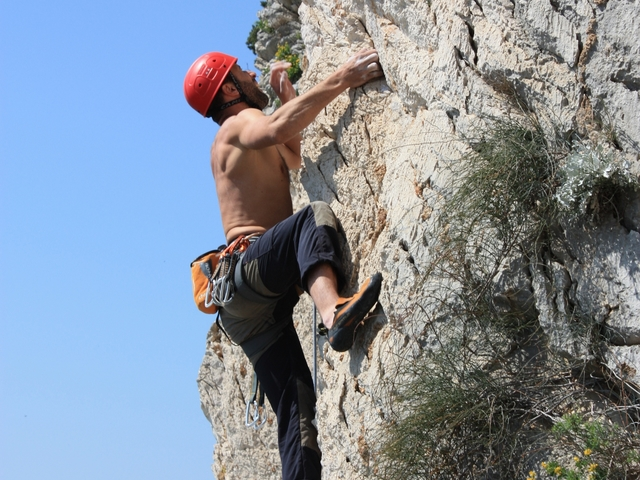 Split Rock Climbing Tour Photos