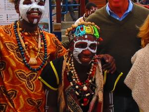 Cape Town - Big 5 Safari Package Fotos