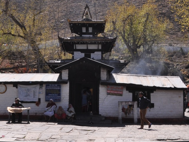 Muktinath Temple Darshan By Drive and Flight Photos