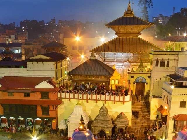 Nepal Pilgrimage Tour Photos