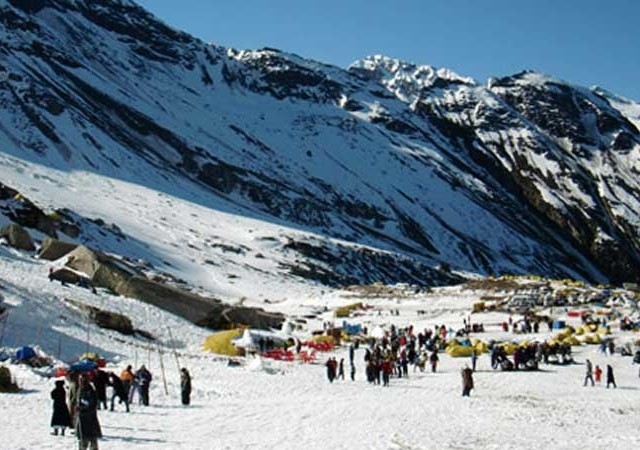Himachal Darshan Tour Package Photos