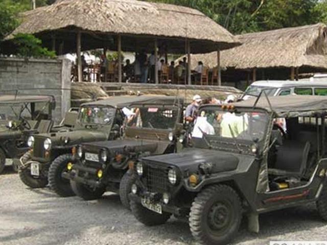 Tour To My Lai Massacre Museum by Jeep Photos