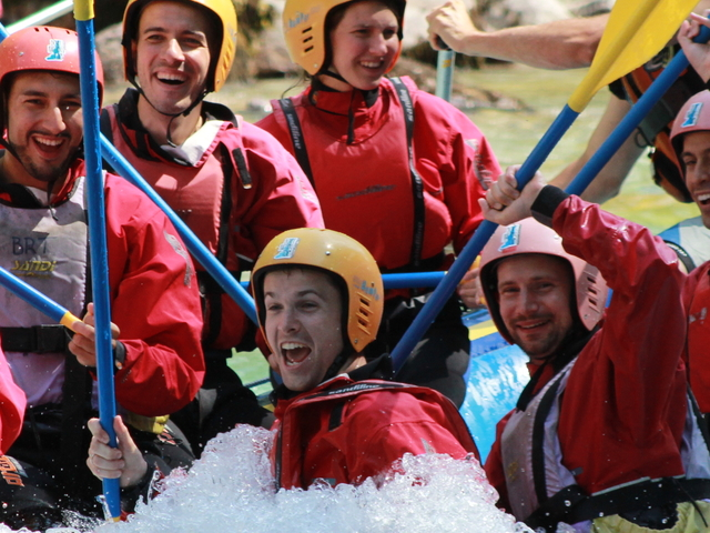 Rafting & Canyoning Package Photos