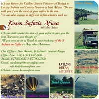 Kosen Safaris