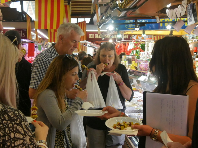 The Best Food Tour in El Born Barcelona Photos