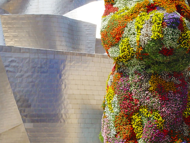 Guggenheim Bilbao: Guided Tour Photos