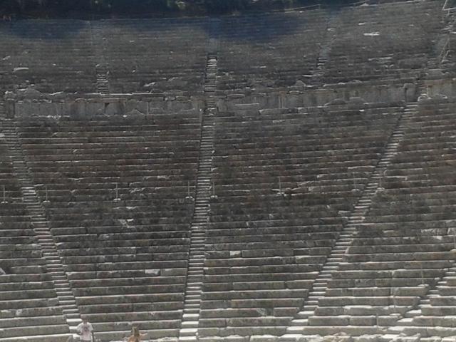 Trip to Epidaurus - Mycenae - Nafplio Photos