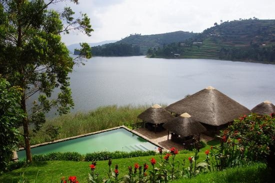 Lake Bunyonyi and Gorilla Trekking Photos