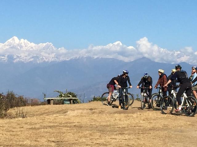 Hill Station Tour to Nagarkot Photos