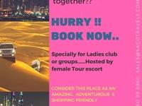 Ladies Club Special