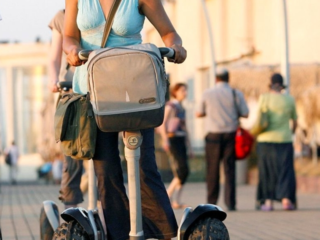 Experience Tel Aviv with Segway Photos