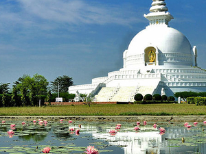 Buddhist Circuit Tour Package from Delhi