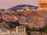 Athens Largest City of Greece