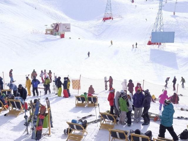 Ski Holiday in Iran Photos