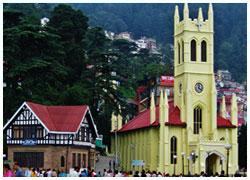 Hills Queen Shimla Photos