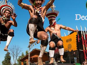 Hornbill Festival Fotos