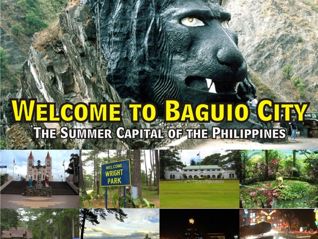 Baguio City Tour Photos