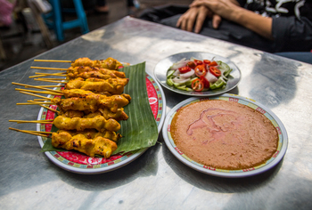 Bangkok Backstreet Food Tasting Tour Photos
