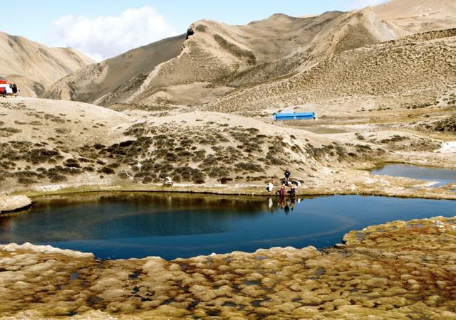 Muktinath Damodar Kunda Helicopter Tour Photos