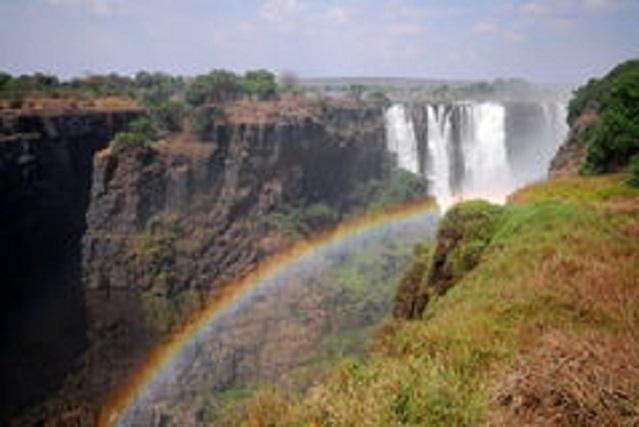 Valentines in Victoria Falls Photos
