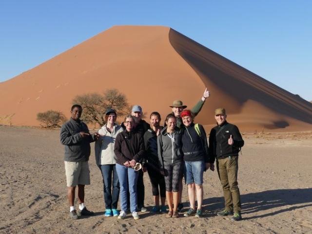 8 Days Southern of Namibia Tour Photos