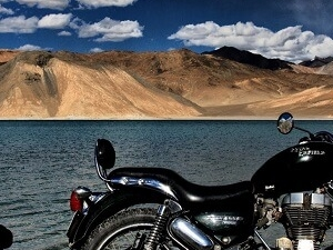Leh Ladakh Bike Tour Photos