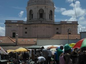 Flea Market Tour Photos