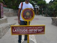 Quito Oldtown & Equator Line