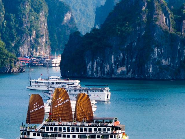 Halong Bay, Vietnam Package Photos