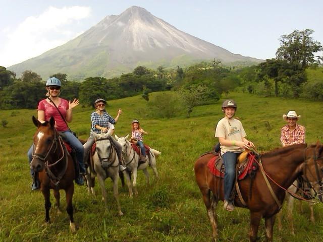 Horse Riding Sacred Valley to Salineras (Salt Pools) Photos