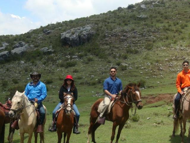 Horse Riding Cusco - Inca Temple of the Moon Photos