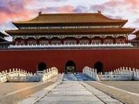 Beijing tour : Forbidden City Jingshan hill,Hutong ,Lama Temple