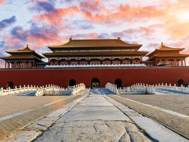 Beijing tour : Forbidden City Jingshan hill,Hutong ,Lama Temple Photos