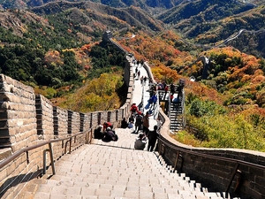 Beijing Half Day Great Wall at Mutianyu Section Private Tour Fotos