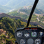 Panoramic View Of The Mutianyu Great Wall By Helicopter