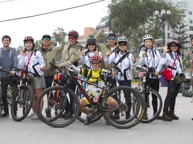 Urban Bike Tour Photos