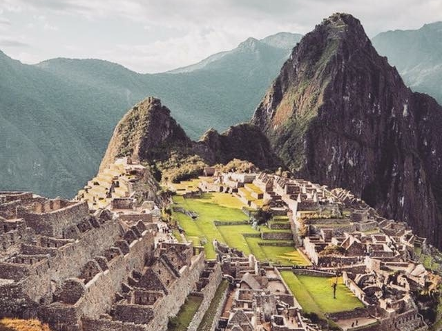 Machu Picchu - The Lost City Photos