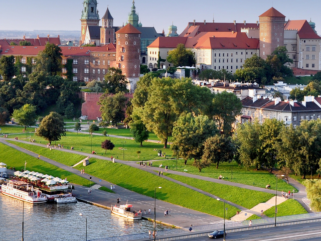 Krakow in a 3-Hour City Tour by Electric Car Photos