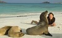 Galapagos Loberia Islet Beach