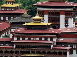 Thimphu and Paro 2 Star Package Photos