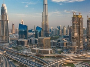 Dubai 3 Star Package with Trio Photos