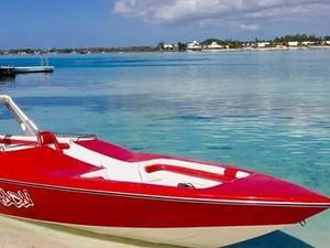 Speed Boat Mauritius