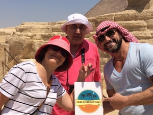 Day Trip to Giza Pyramids and the Egyptian Museum Photos